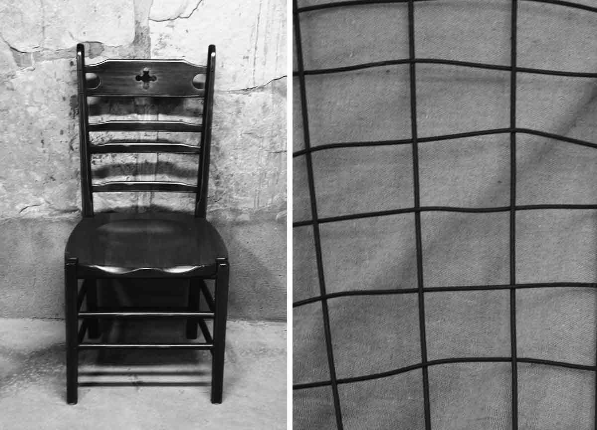 La bellechasse, chaise ancienne