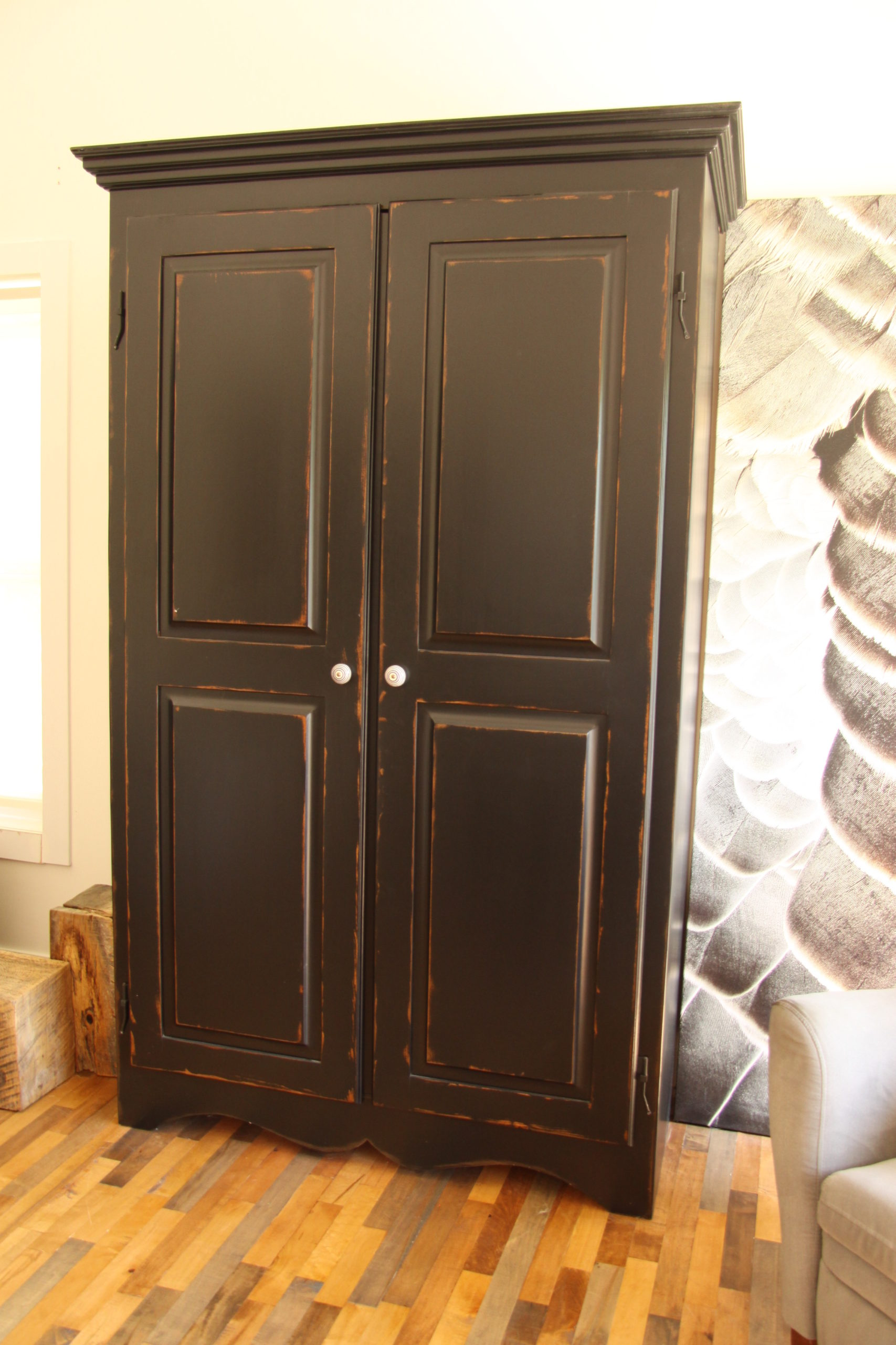 L'armoire Noire