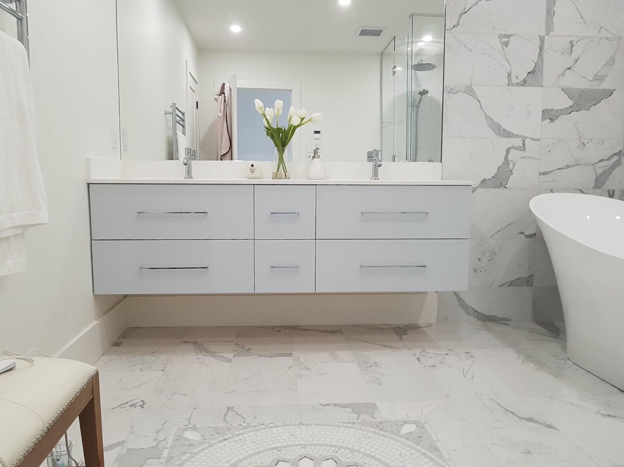 Meubles lavabos de salle de bain